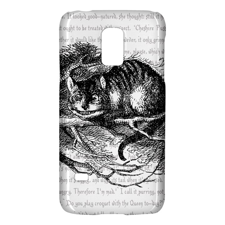 Cheshire Cat Galaxy S5 Mini