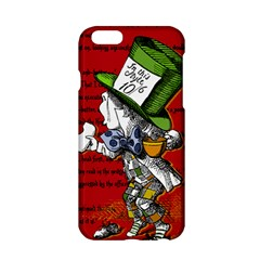 The Mad Hatter Apple Iphone 6/6s Hardshell Case