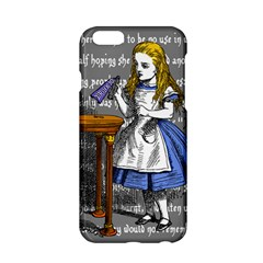 Alice In Wonderland Apple Iphone 6/6s Hardshell Case