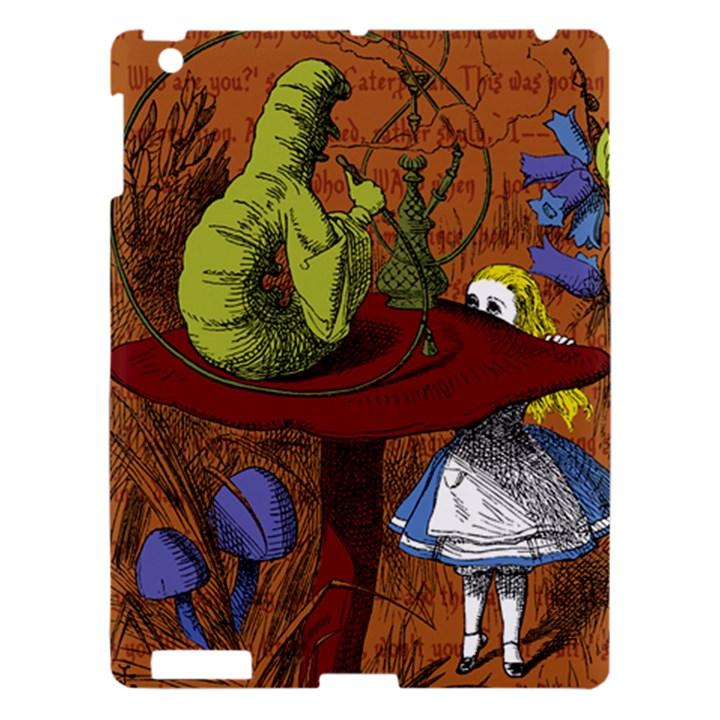 Alice In Wonderland Apple iPad 3/4 Hardshell Case