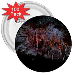 CAVES OF DRACH 3  Buttons (100 pack)