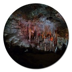 Caves Of Drach Magnet 5  (round)