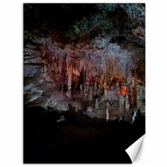 CAVES OF DRACH Canvas 36  x 48