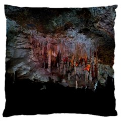 Caves Of Drach Standard Flano Cushion Cases (two Sides)