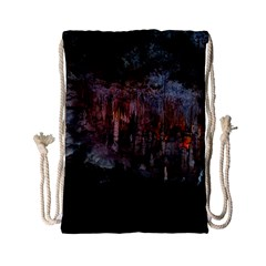 Caves Of Drach Drawstring Bag (small)