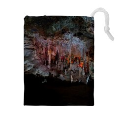 CAVES OF DRACH Drawstring Pouches (Extra Large)