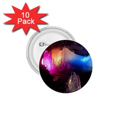 CAVE IN ICELAND 1.75  Buttons (10 pack)