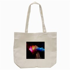 Cave In Iceland Tote Bag (cream)
