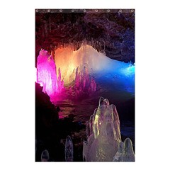 Cave In Iceland Shower Curtain 48  X 72  (small)