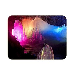 CAVE IN ICELAND Double Sided Flano Blanket (Mini)