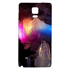 Cave In Iceland Galaxy Note 4 Back Case