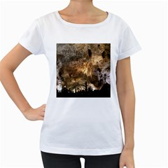 Carlsbad Caverns Women s Loose Fit T Shirt (white)