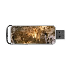 Carlsbad Caverns Portable Usb Flash (two Sides)