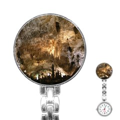 CARLSBAD CAVERNS Stainless Steel Nurses Watches