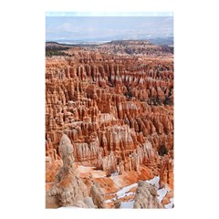 Bryce Canyon Amp Shower Curtain 48  X 72  (small)