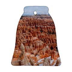 Bryce Canyon Amp Bell Ornament (2 Sides)