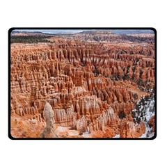 Bryce Canyon Amp Double Sided Fleece Blanket (small)