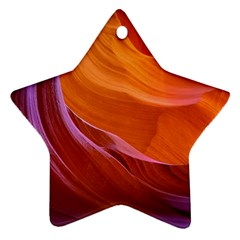 ANTELOPE CANYON 2 Star Ornament (Two Sides)