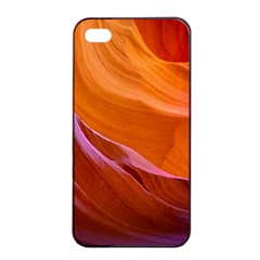 Antelope Canyon 2 Apple Iphone 4/4s Seamless Case (black)