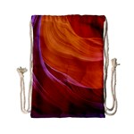 ANTELOPE CANYON 2 Drawstring Bag (Small) Front