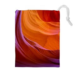 ANTELOPE CANYON 2 Drawstring Pouches (Extra Large)