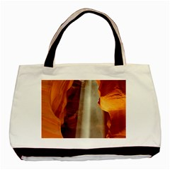 ANTELOPE CANYON 1 Basic Tote Bag (Two Sides)