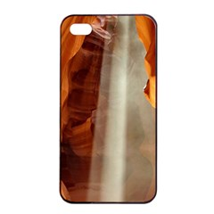 Antelope Canyon 1 Apple Iphone 4/4s Seamless Case (black)