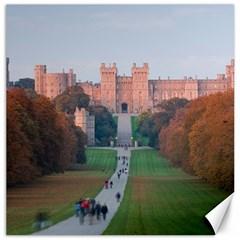 Windsor Castle Canvas 20  X 20