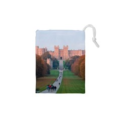 WINDSOR CASTLE Drawstring Pouches (XS)