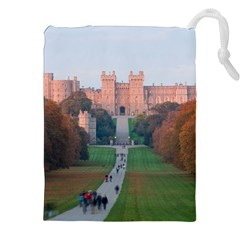 WINDSOR CASTLE Drawstring Pouches (XXL)