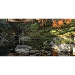 WAKAYAMA GARDEN YOU ARE INVITED 3D Greeting Card (8x4)