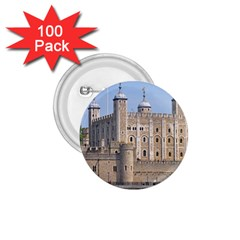 TOWER OF LONDON 2 1.75  Buttons (100 pack)