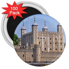 TOWER OF LONDON 2 3  Magnets (100 pack)