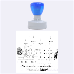 TOWER OF LONDON 2 Rubber Round Stamps (Large)