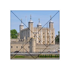 Tower Of London 2 Acrylic Tangram Puzzle (4  X 4 )