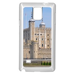 Tower Of London 2 Samsung Galaxy Note 4 Case (white)