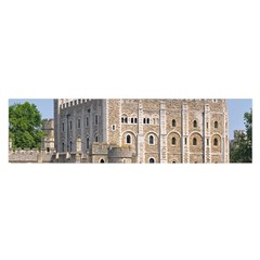 Tower Of London 2 Satin Scarf (oblong)
