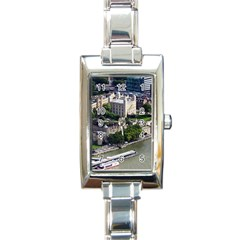 Tower Of London 1 Rectangle Italian Charm Watches