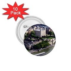 TOWER OF LONDON 1 1.75  Buttons (10 pack)