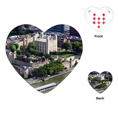 Tower Of London 1 Playing Cards (heart)