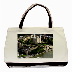 TOWER OF LONDON 1 Basic Tote Bag (Two Sides)
