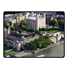 Tower Of London 1 Fleece Blanket (small)
