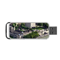 Tower Of London 1 Portable Usb Flash (two Sides)