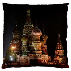 St Basil s Cathedral Standard Flano Cushion Cases (two Sides)
