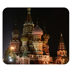 St Basil s Cathedral Double Sided Flano Blanket (small)