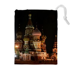 St Basil s Cathedral Drawstring Pouches (Extra Large)