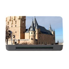 SEGOVIA CASTLE Memory Card Reader with CF