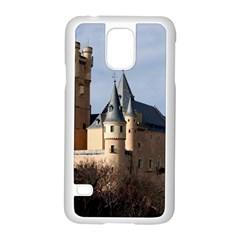 Segovia Castle Samsung Galaxy S5 Case (white)