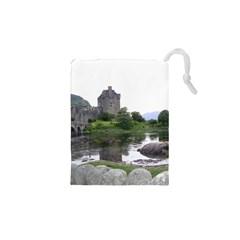 Scotland Eilean Donan Drawstring Pouches (xs)