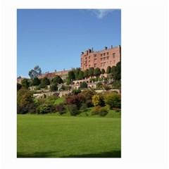 Powis Castle Terraces Large Garden Flag (two Sides)